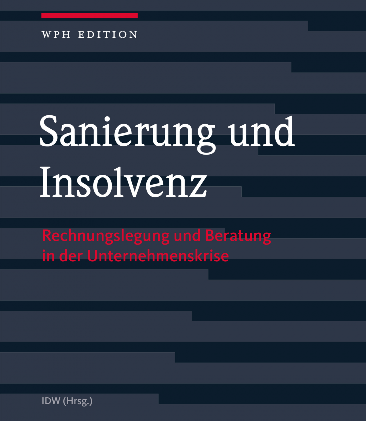 Buchcover Sanierung und Insolvenz