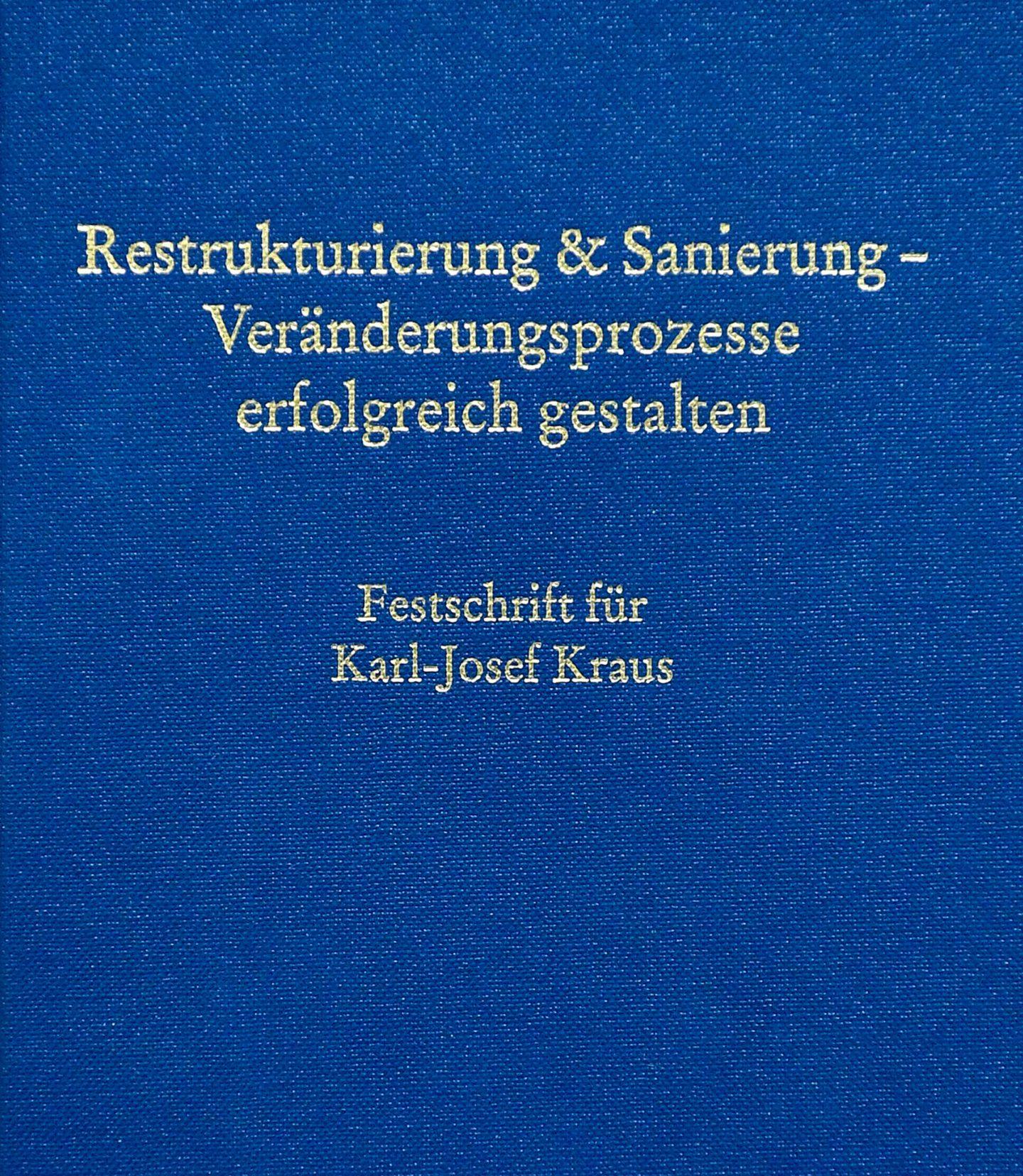 Kraus Cover